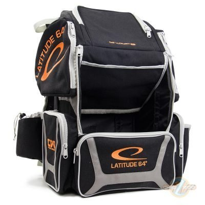 Latitude 64 E3 Luxury Bag Black orange