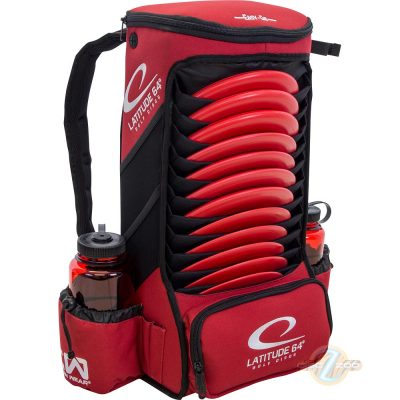 Latitude 64 Easy-Go Backpack Red