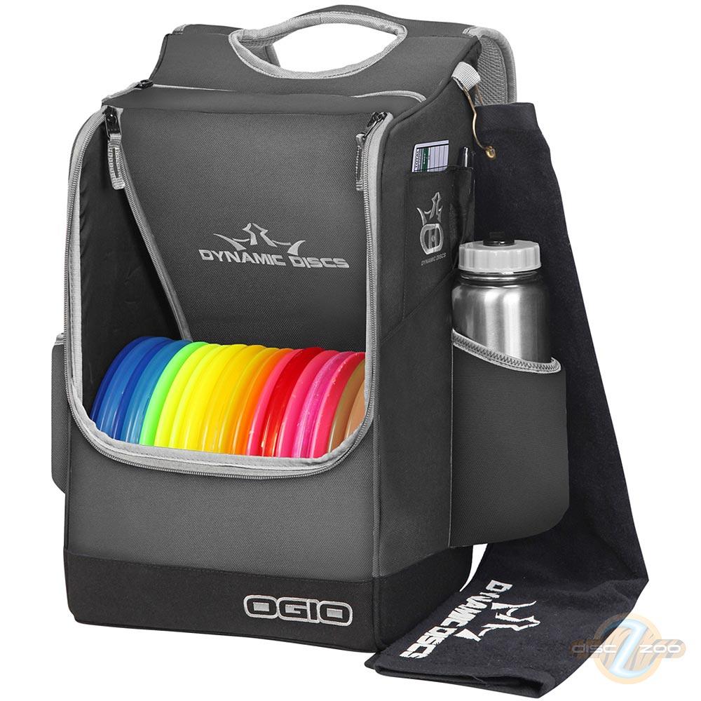 Dynamic Discs Sniper Backpack Dark Grey