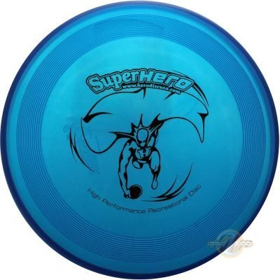 Superhero Dog Disc