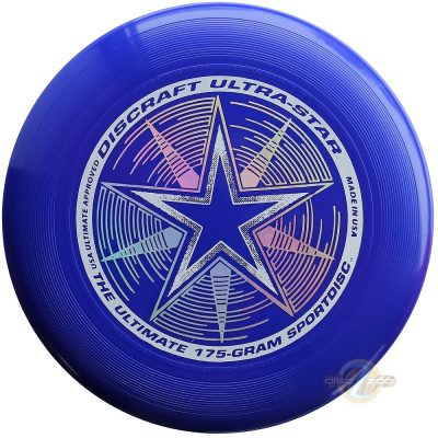 Discraft Ultra-Star Royal Blue