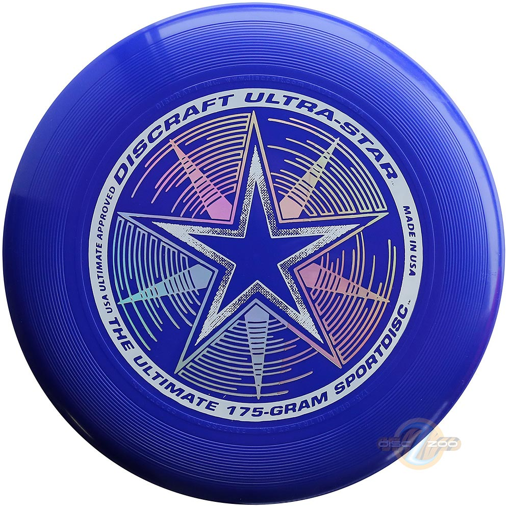 Discraft Ultra-Star Royal Blue