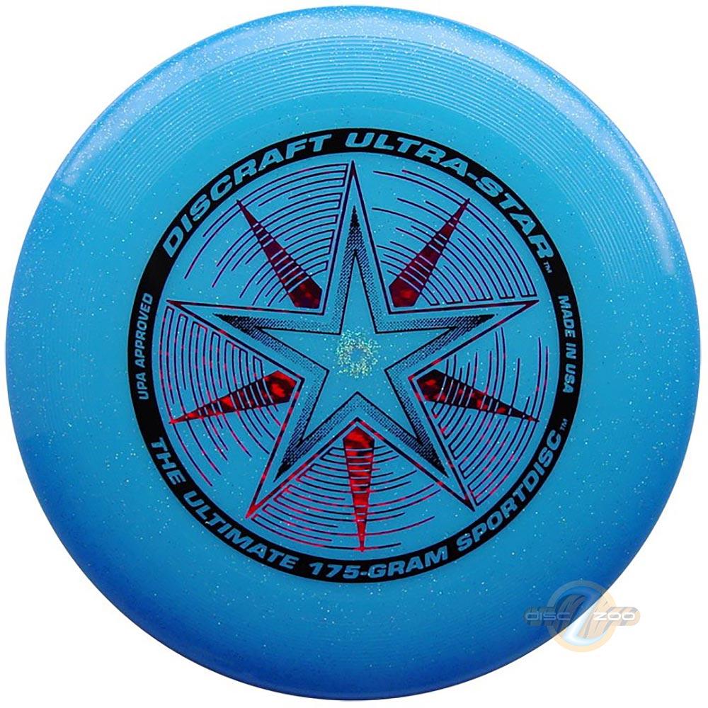 Discraft Ultra-Star Blue Sparkle
