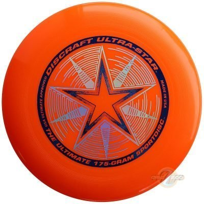 Discraft Orange Ultra-Star