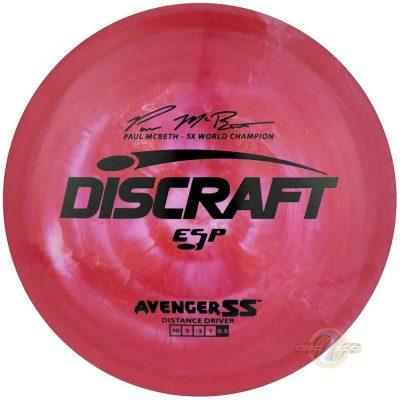 Discraft McBeth ESP Avenger SS