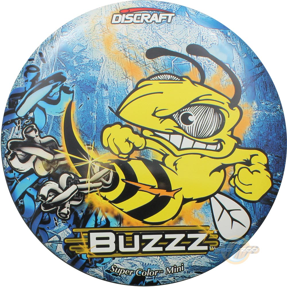 Discraft Mini SuperColor Buzzz - Blue