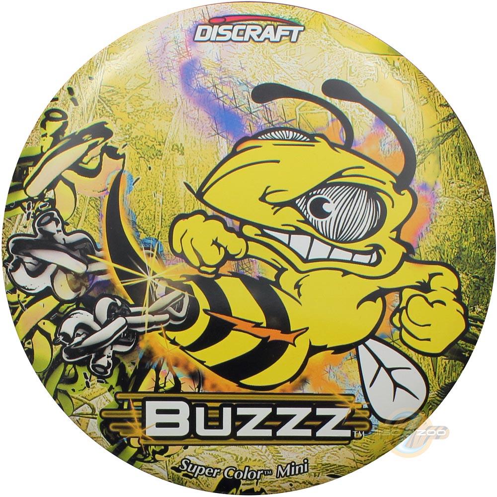 Discraft Mini SuperColor Buzzz - Yellow