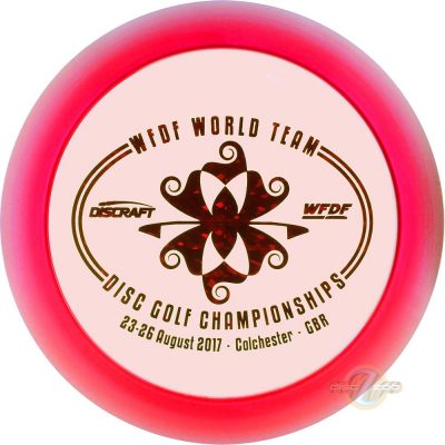 Discraft WTDGC 2017 Z Crank