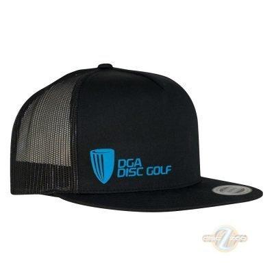 DGA Flat Snapback Mesh Cap