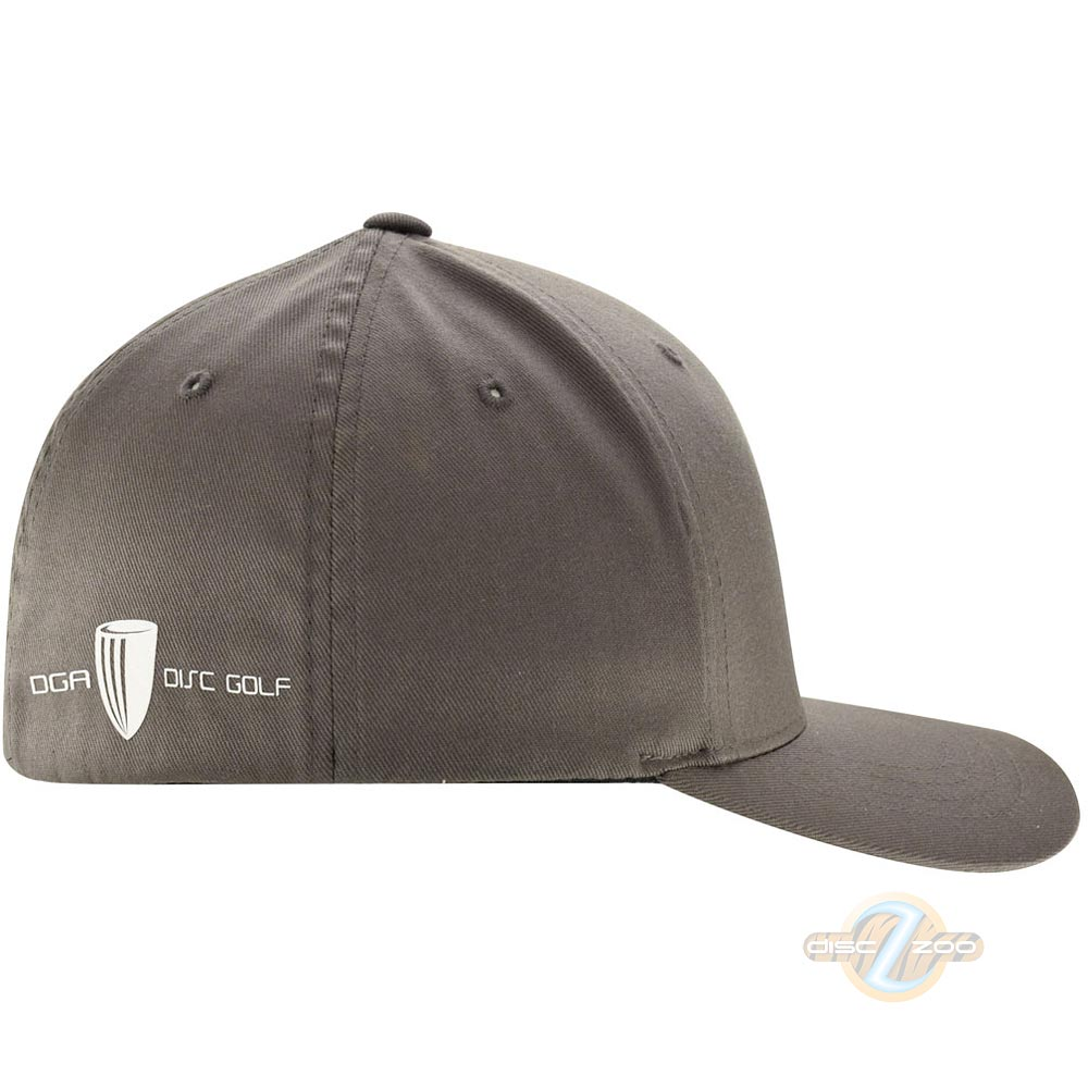 DGA Standard Cap Grey Back