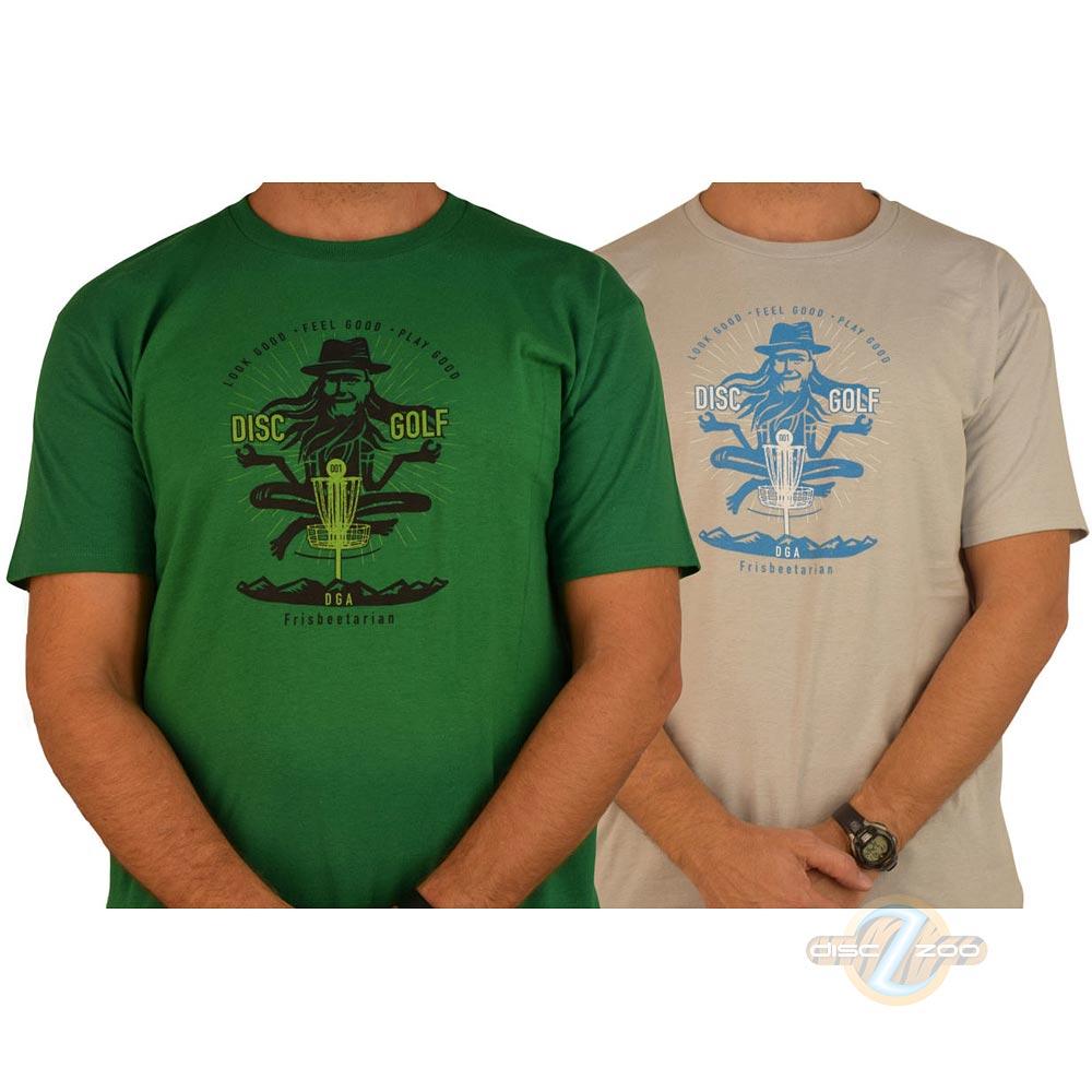 DGA Frisbeetarian T-Shirt