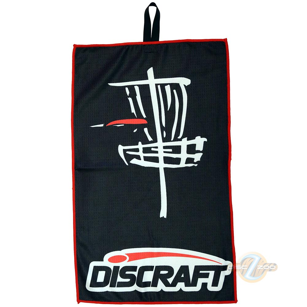 Discraft Basket Disc Golf Towel