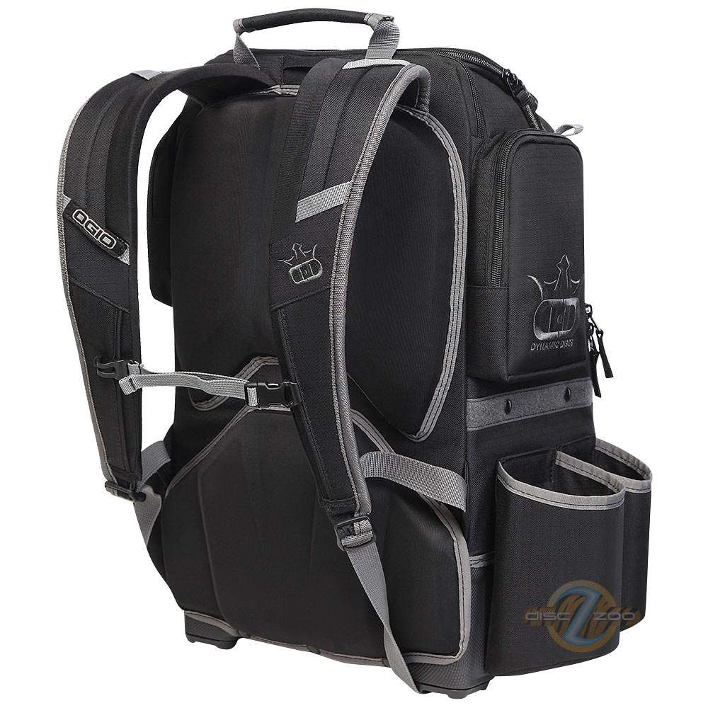Dynamic Discs Ranger H20 Full Featured Backpack With Integrated Water Bladder