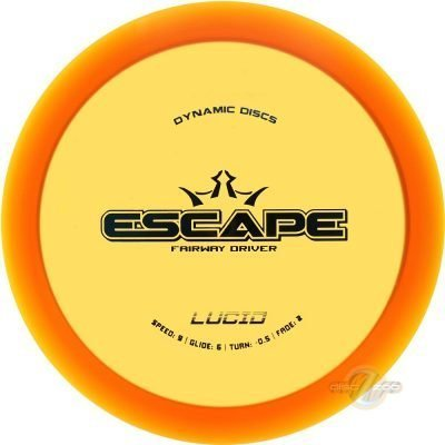 Dynamic Disc Lucid Escape