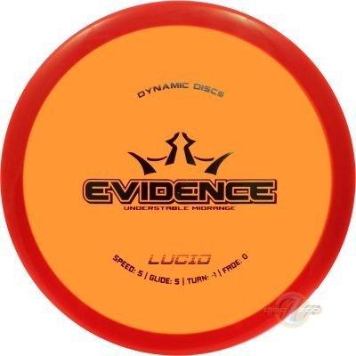 Dynamic Discs Lucid Evidence