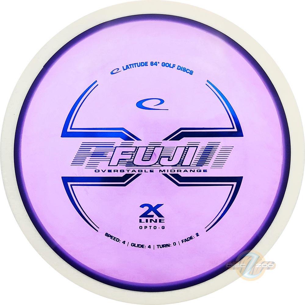 Latitude 64 Opto-G 2K Fuji