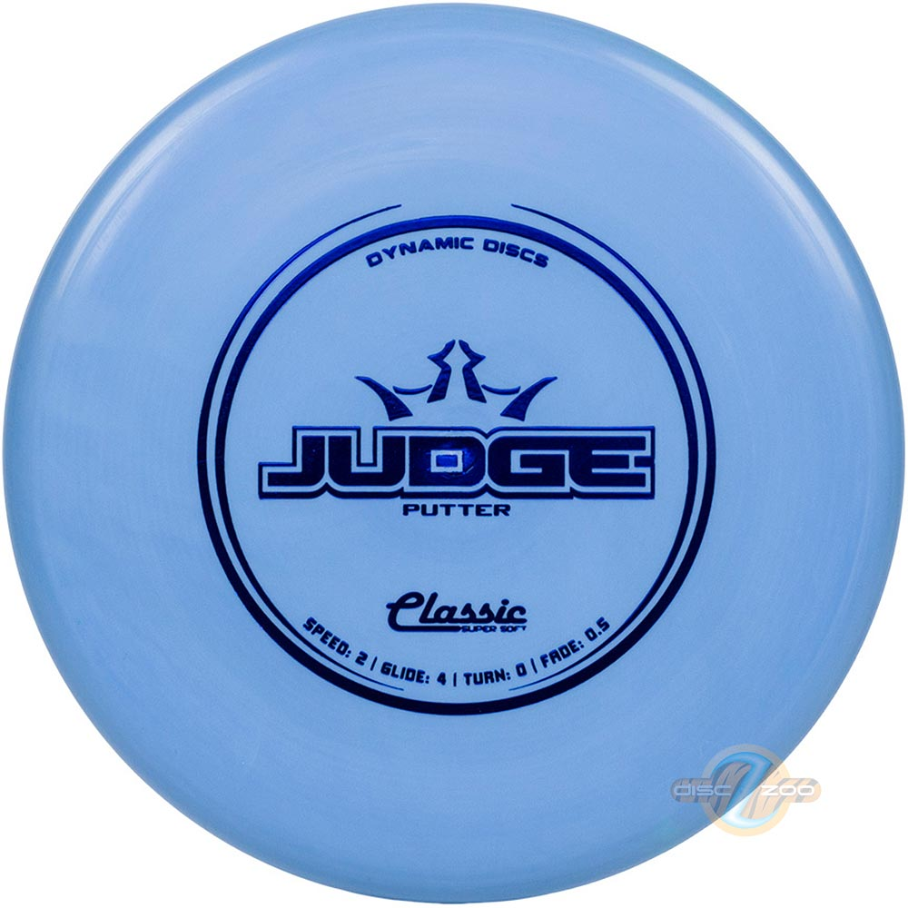 Dynamic Discs Classic Supersoft Judge