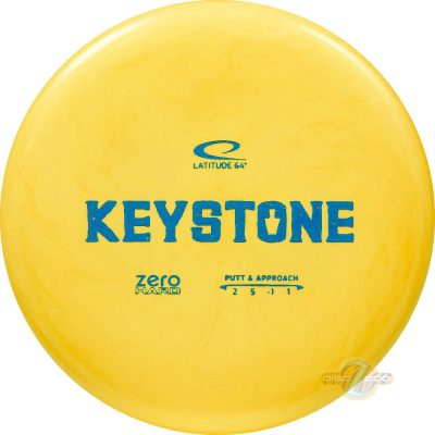 Latitude 64 Hard Keystone