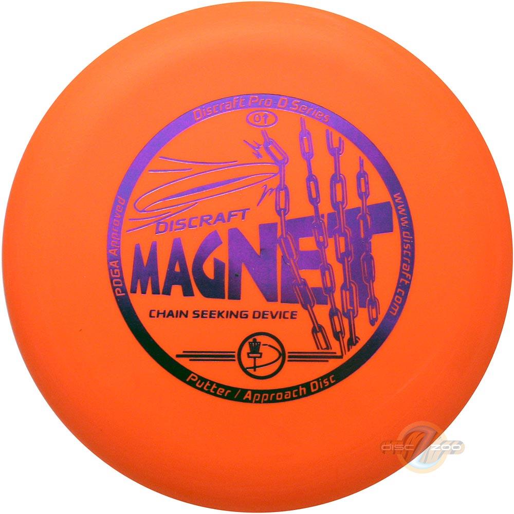 Discraft D Magnet
