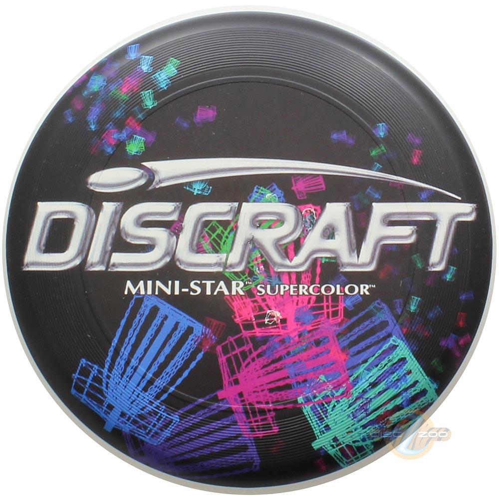 Discraft SuperColor Mini Star - Baskets