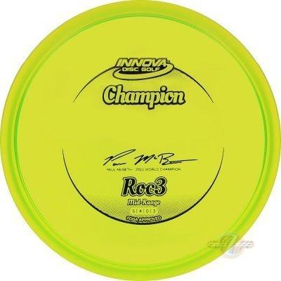 Innova Champion Roc3 McBeth Signature