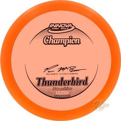 Innova Champion Thunderbird McBeth