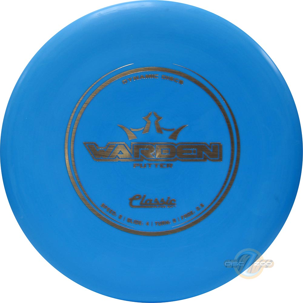 Dynamic Discs Classic Supersoft Warden